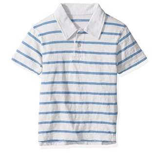 SALE 33% Off - 4 years BNWT The Children's place baby boy striped polo tee (white)