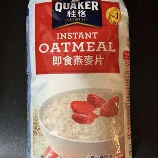 Quaker (oatmeal)