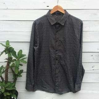 Vocalist flanel shirt
