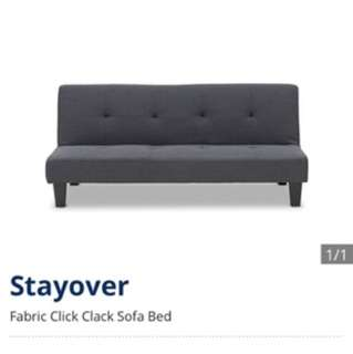 Stayover Fabric Click Clack Couch