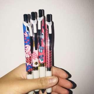 japan pens