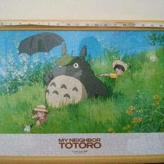 Studio Ghibli Puzzle Frame