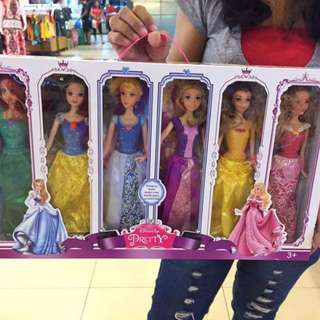 6in1 disney princess