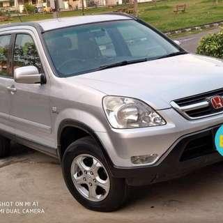 Honda CRV 2.0 Auto