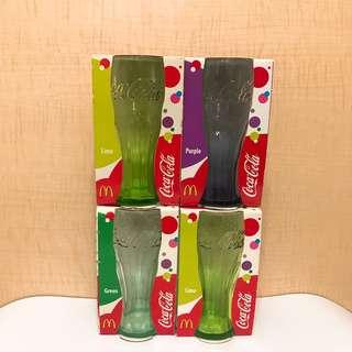 可樂曲綫杯2009牌 Coca Cola Contour Glass