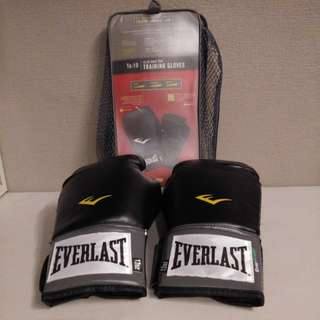 Everlast MMA training gloves 12oz