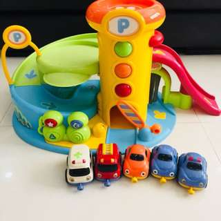 ELC Car Park Toy Set