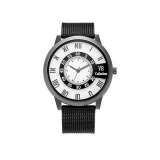 V8 super speed(futuristic casual) watch(white)