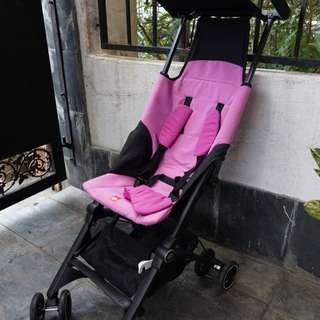 GB Pockit stroller foldable compact