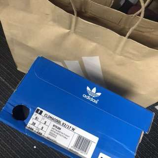 Adidas Climacool -BRAND NEW/UNUSED - Original price is 4995. RFS: Wrong size ☹️