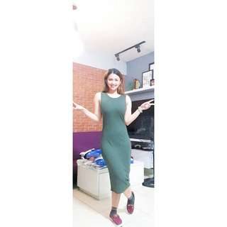 Cotton On Casual Long Dress