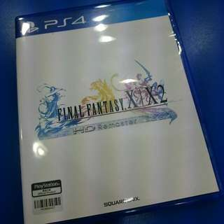 Ps4 Game - Final Fantasy X/X-2 ( R3 中文字版 )