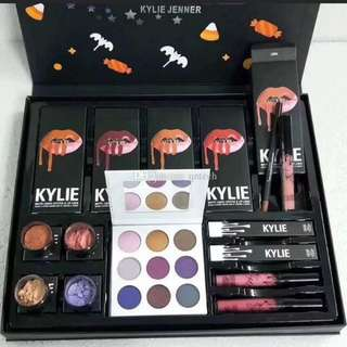 Kylie Jenner Kylie Cosmetics The Fall Collection Halloween Bundle Set
