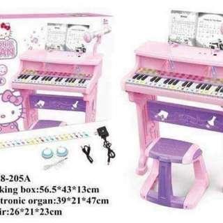 Kt piano set