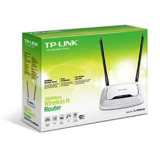 TP-Link N300 Router (TL-WR840N)