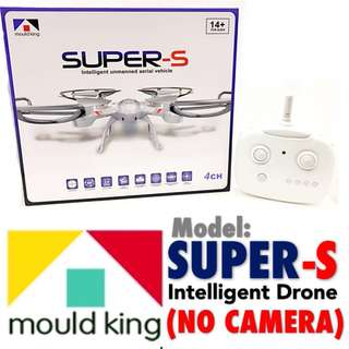 MOULD KING SUPER-S Intelligent Drone (No Camera)