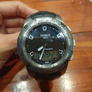 Tissot T touch 2 titanium authentic