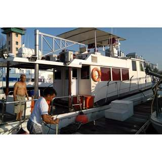 Fishing Tours & Charter ! Day & Night Fishing