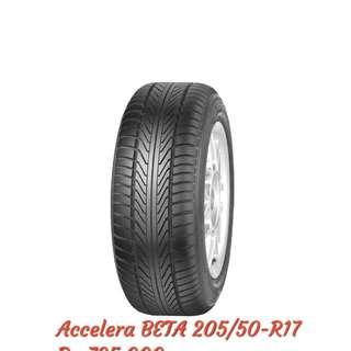 Accelera BETA 205/50-R17