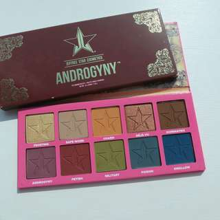 (NO DISCOUNT) Jeffree Star Cosmetics - Androgyny Eyeshadow Palette