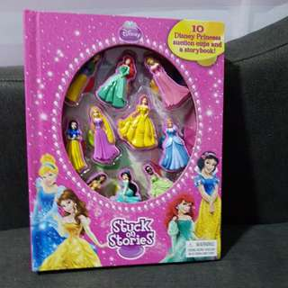 Disney Princess (Stuck on Stories)