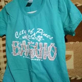 Baguio city remembrance shirt