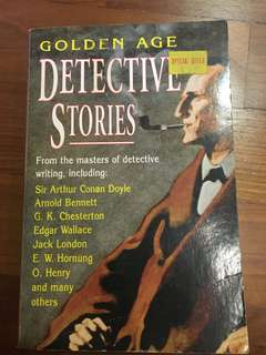 Golden Age Detective Stories