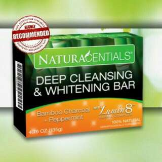 Nutracential Deep Cleansing & Whitening bar