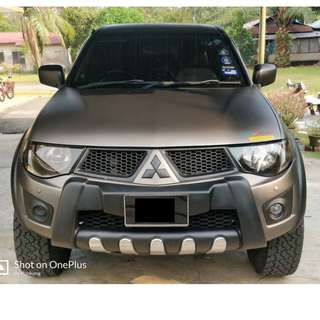 Mitsubishi Triton VGT 2.5 (A) Direct Owner Very Good Condition