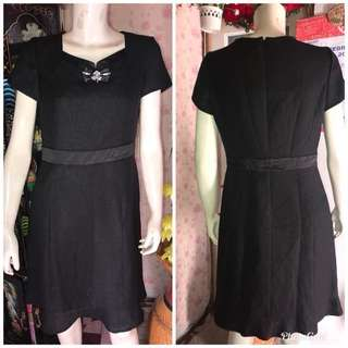 Brand new Besti Belli Black Dress