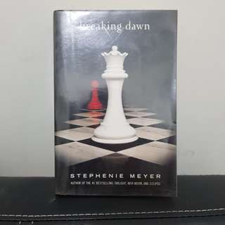 Breaking Dawn (Twilight Saga) by Stephenie Meyer