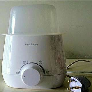 STEAMER REAL BUBEE