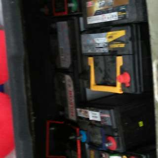 A'salam car battery bateri kereta Secondhand
