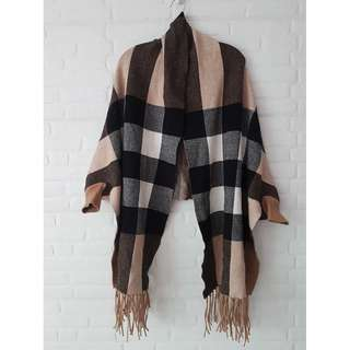 Fall Shawl Outfit