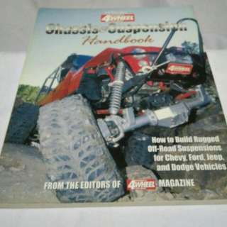 4WHEEL Magazine,  Chassis &  suspension handbook