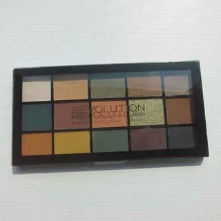 Makeup Revolution - Reloaded Palette - Iconic Division Eyeshadow Palette