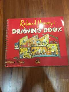 Roland Harvey's Drawing Book