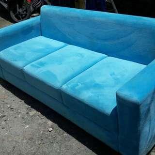 Sale cepat sofa 3 seat
