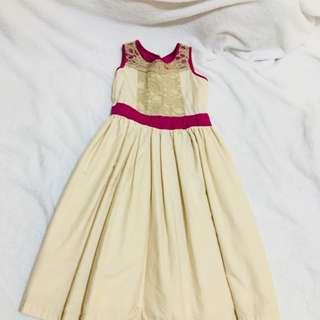 Lemon kiss dress for her