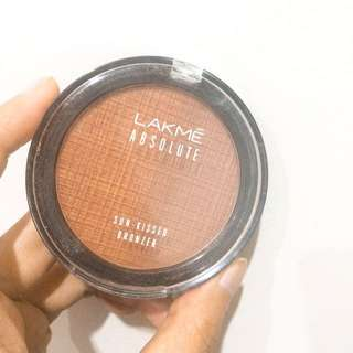 Lakmé sun-kissed bronzer