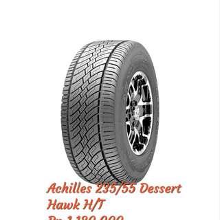 Achilles 235/55-R18 Dessert Hawk H/T