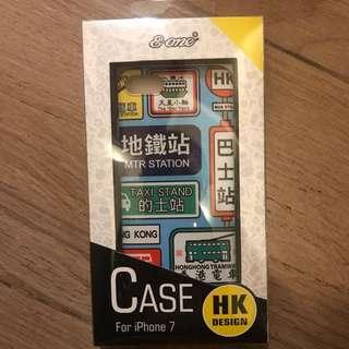Apple iPhone 7 case 香港本地設計