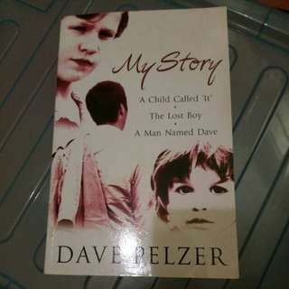 My story - a child called it (Dave pelzer)