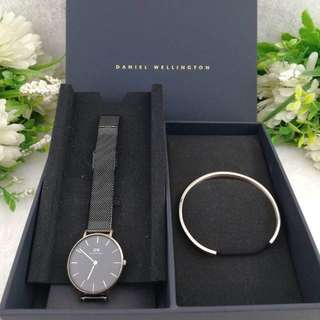 DANIEL WELLINGTON WATCH SET