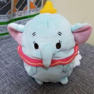 Disnay Dumbo 小飛象 豆豆 香味 公仔 正版