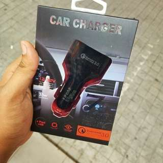 Car Charger ( Qualcomm 3.0 )