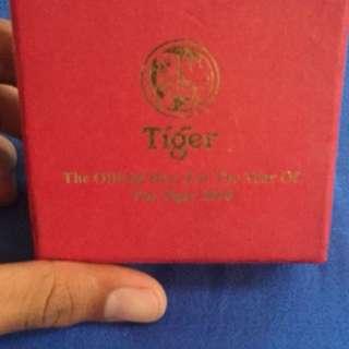 Tiger coin
