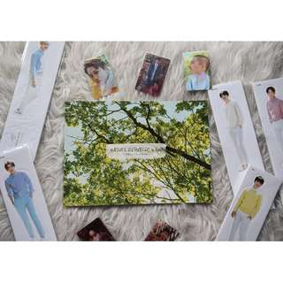 EXO-Nature Republic Collaboration Spread (Second Story) #15Off