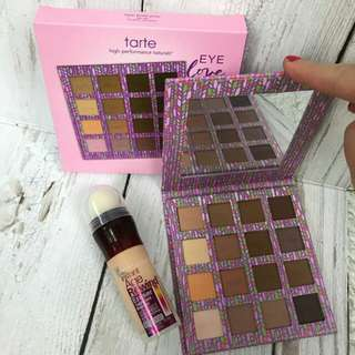 1 set eyeshadow