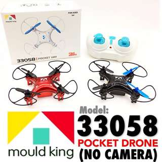 MOULD KING 33058 Pocket Drone (No Camera)